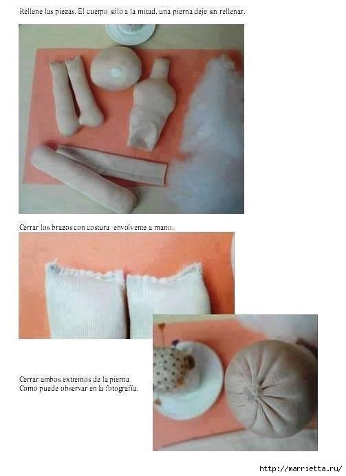 Шьем куколку Diana в одежде и с сумочкой (16) (503x692, 99Kb)