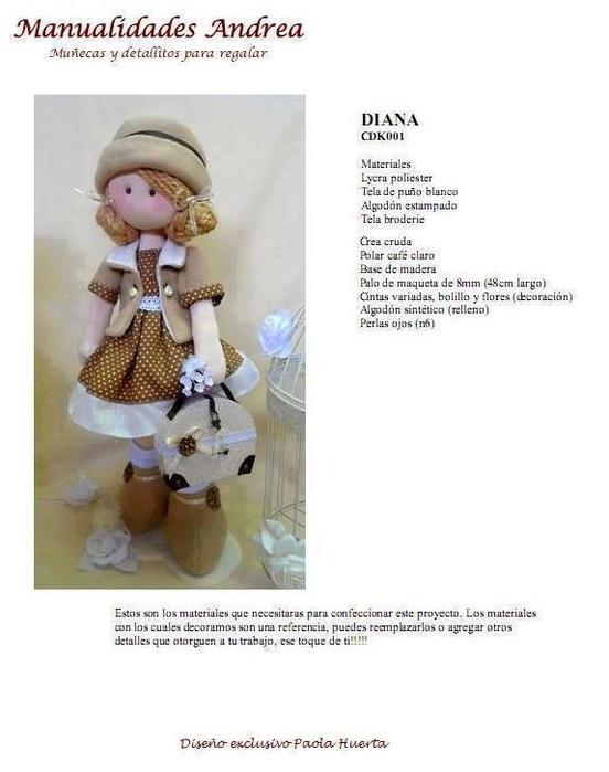 Шьем куколку Diana в одежде и с сумочкой (12) (552x700, 191Kb)