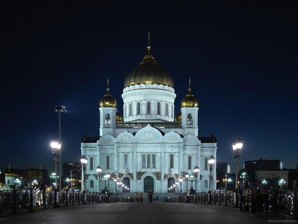 НОЧЬ храм спасителя ЕЩЁ (600x450, 56Kb)