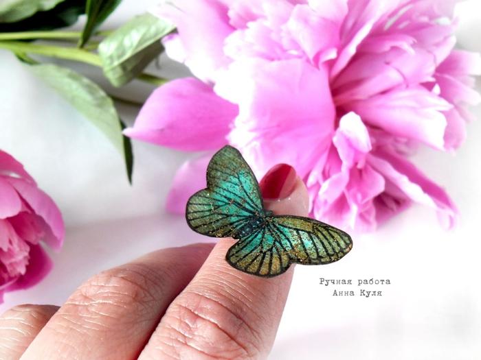 Бабочки- ожившие цветы (700x525, 220Kb)