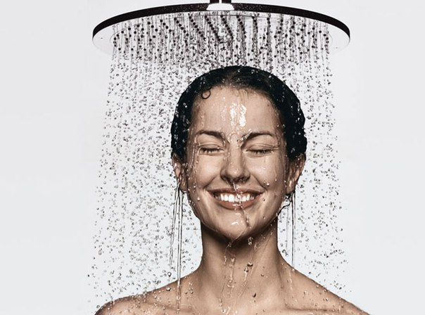 Контрастный душ возвращает молодость. (604x448, 60Kb)