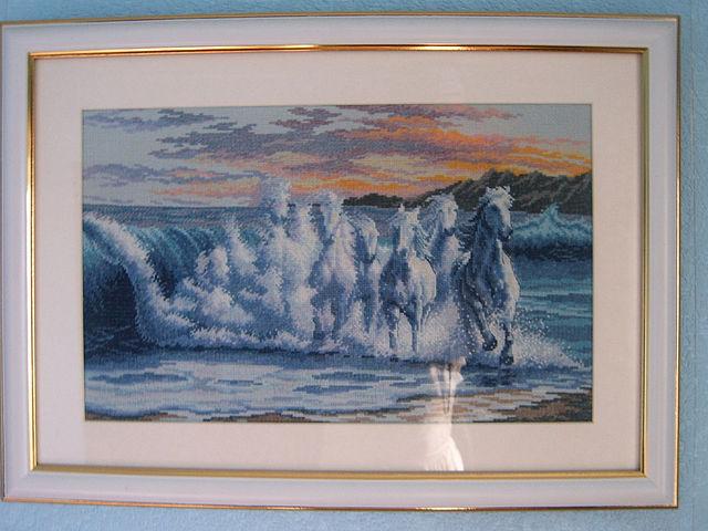 водяные лошади (640x480, 211Kb)