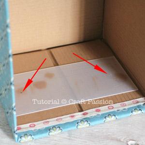 Ящики для хранения из картонных коробок (14) (300x300, 67Kb)