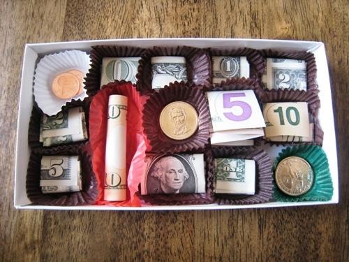 Бойл на Как сделать подарок на день
