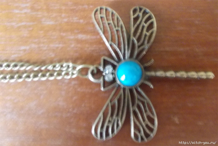 2013 Fashion Bronze Turquoise Dragonfly Charm Pendent Necklace vintage necklace N3./1435317074_Strekoza028 (700x470, 229Kb)