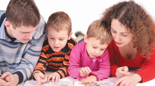 75 способов выражения любви к детям. (540x300, 31Kb)