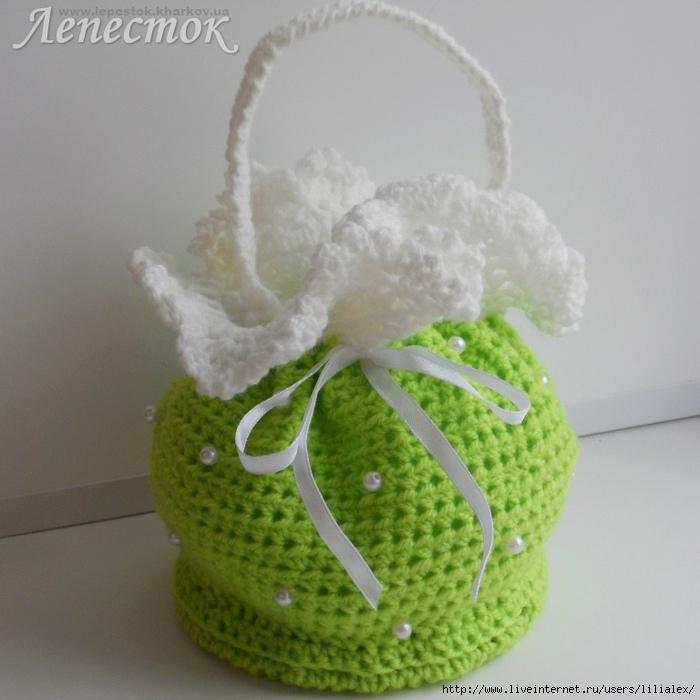 вяжем сумочки крючком для девочек мастер класс каким-либо причинам пенсионер