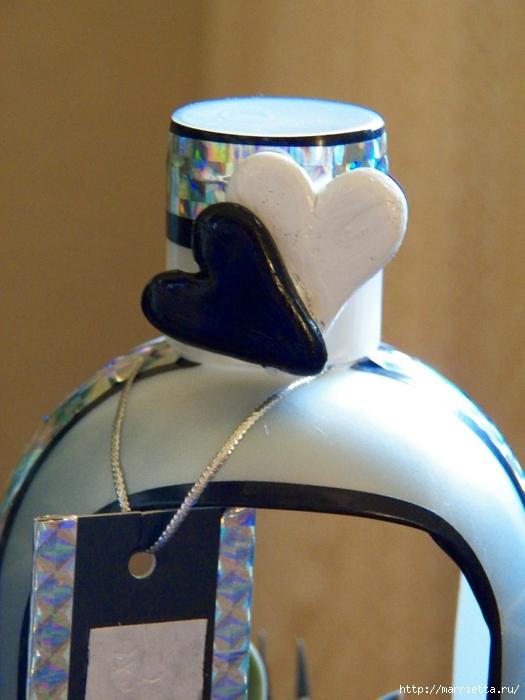 Кашпо-вазочка из пластиковой бутылки для суккулентов (3) (525x700, 247Kb)