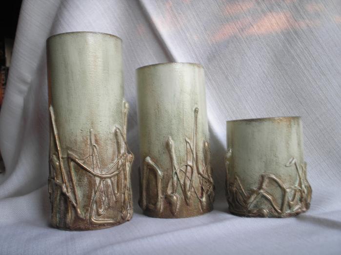 Декор предметов горячим клеем (6) (700x523, 318Kb)