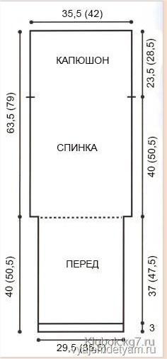 Спальник с капюшоном 3 Клубок - Google Chrome (236x506, 48Kb)