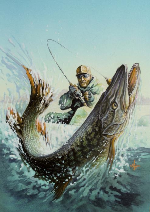 глотов с. рыбалка