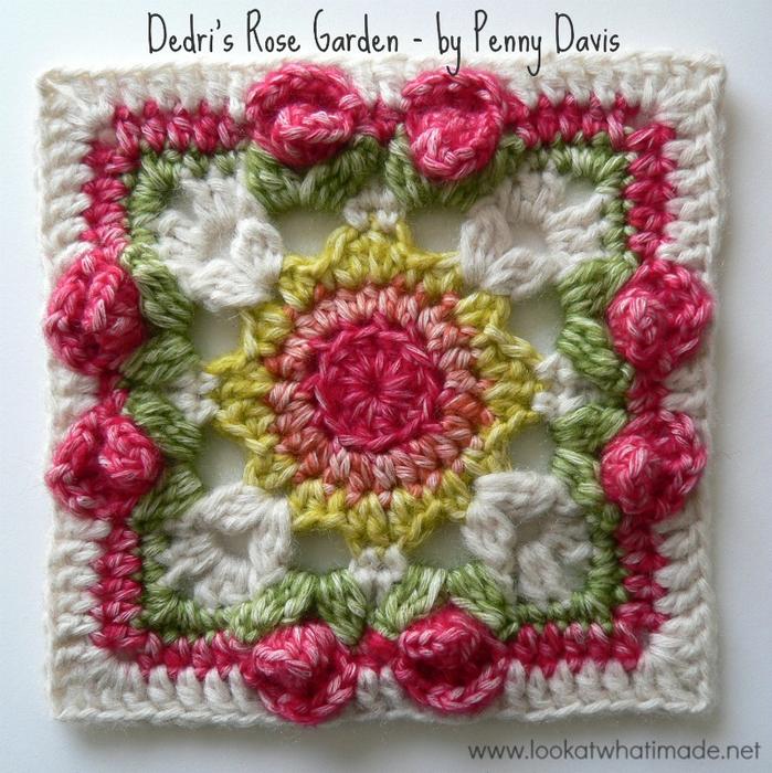 Dedris-Rose-Garden-by-Penny-Davis (699x700, 583Kb)