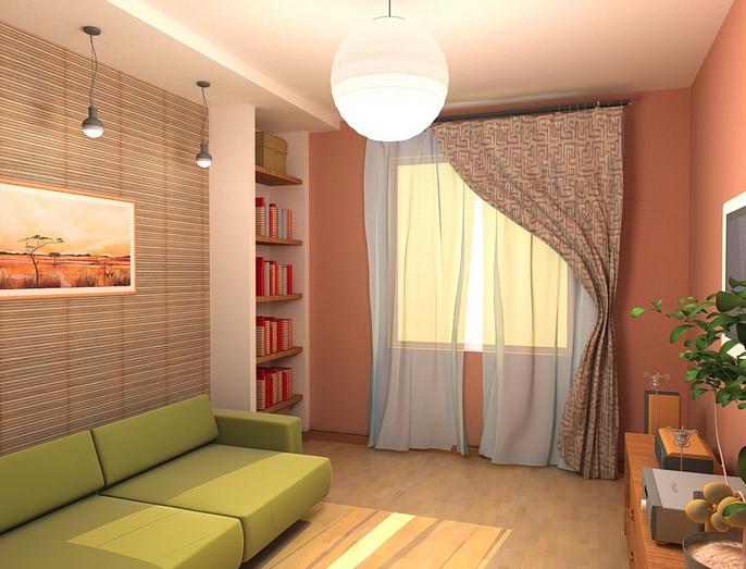 Дизайны однокомнатных квартир своими руками