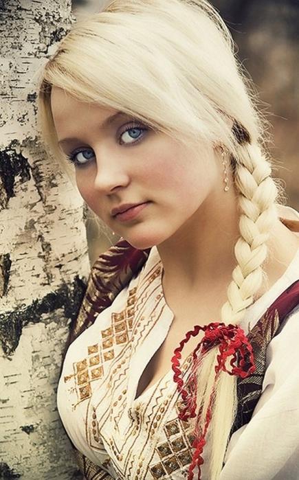 русские девушки фотосессии-лв1