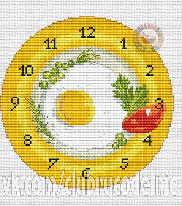 Время завтрака (619x700, 629Kb)
