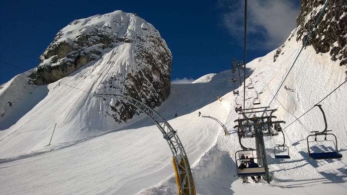 горнолыжные курорты италии Доломити супер-ски 4 (700x393, 270Kb)