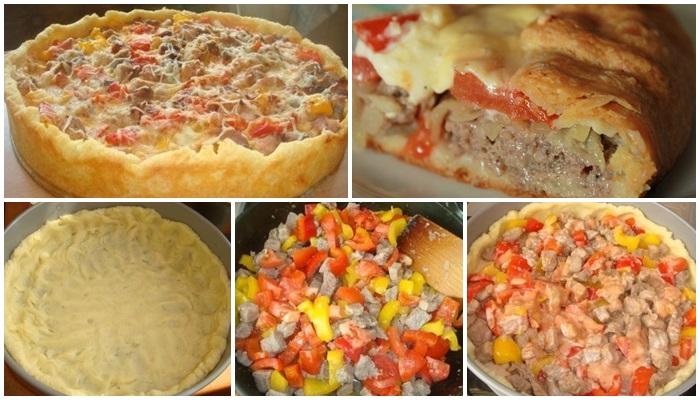 Тесто на пироги пошагово с фото 173