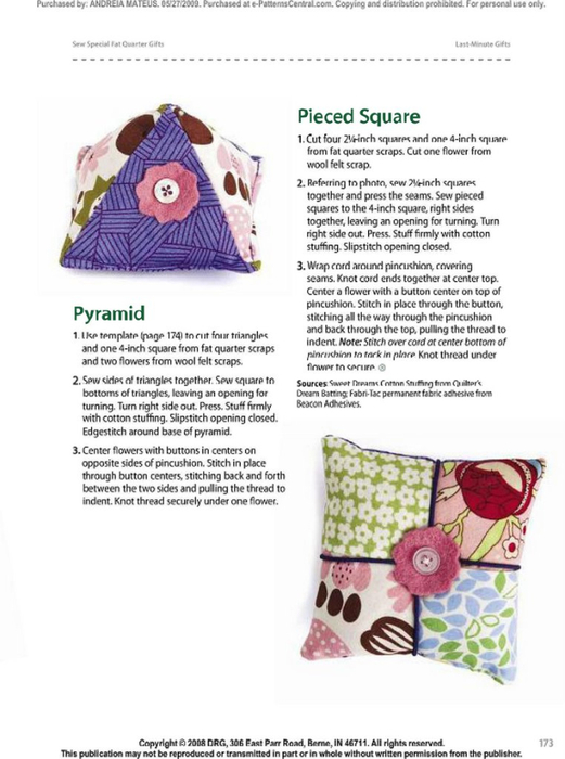 Sew Special Fat Quarter Gifts-174 (521x700, 206Kb)