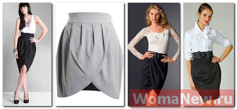 Шьем женские юбки