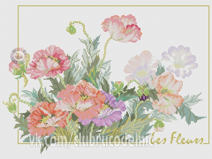 Floral Fantasy (700x525, 346Kb)
