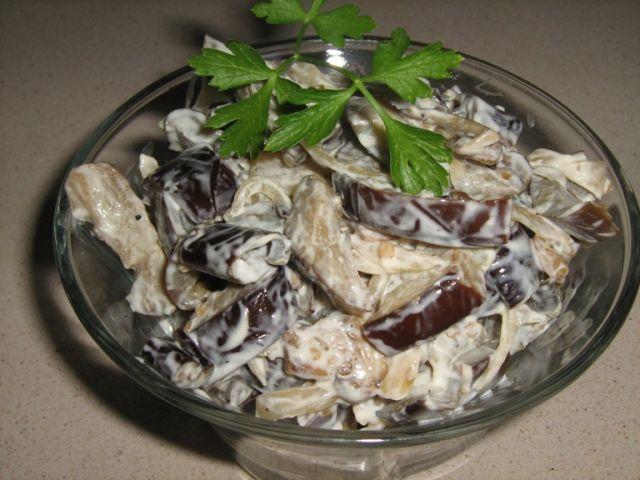 Грибочки из баклажанов рецепты