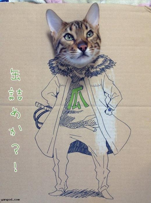 кот по имени Guagua1а (519x700, 337Kb)