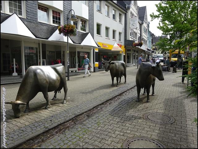 Рекомендую: немецкий город Зиген (Siegen)