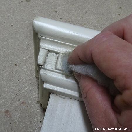 Подсвечники из деревянных брусков и потолочных плинтусов (13) (450x450, 122Kb)