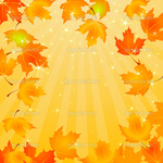 Превью depositphotos_7263214-Falling-Autumn-Leaves-background (700x700, 534Kb)