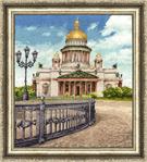 Превью ГМ-011 Исаакиевский собор (542x600, 438Kb)