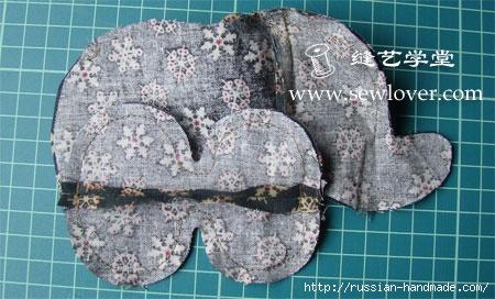 Как сшить текстильного СЛОНИКА (3) (450x272, 118Kb)