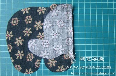 Как сшить текстильного СЛОНИКА (15) (450x294, 118Kb)