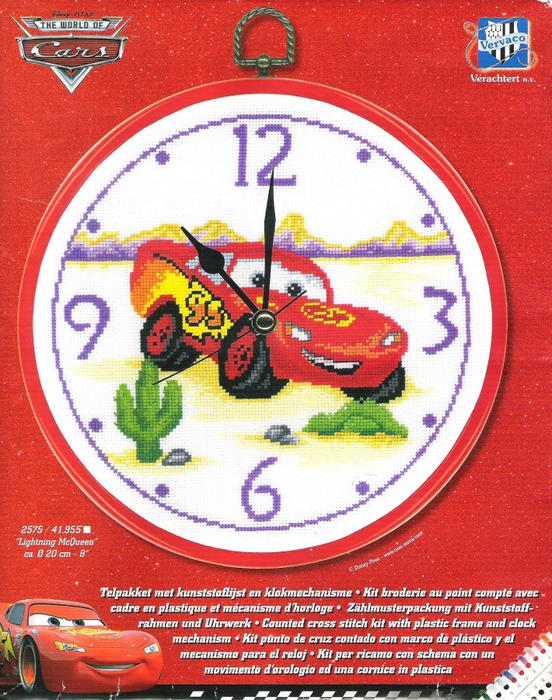 5630023_Vervaco_41995_Lighting_McQueen_Clock (552x700, 392Kb)