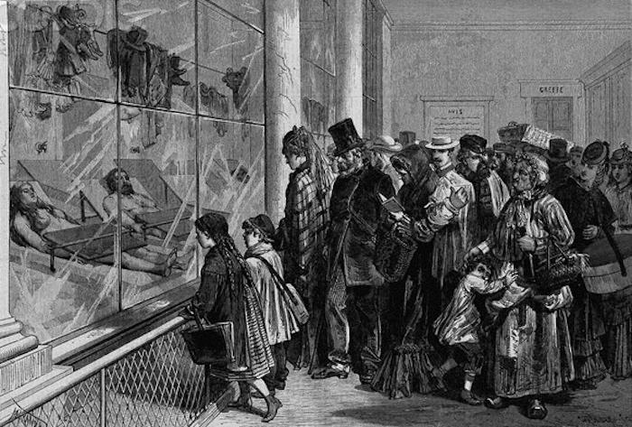 парижский морг 19 век 4 (700x473, 286Kb)