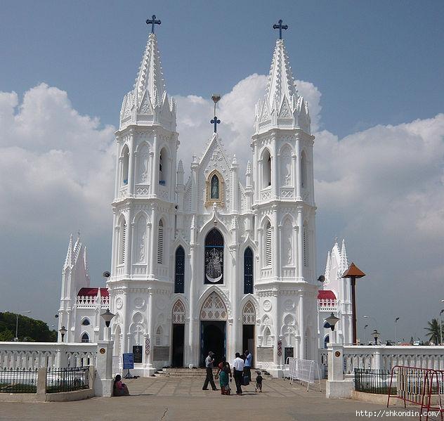 Vailankanni Basilica (1) (632x599, 227Kb)