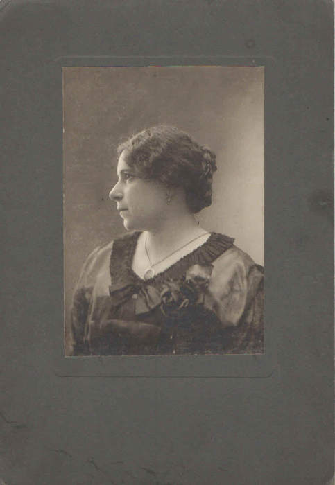 Фрида Лазоревна Фердман (483x700, 20Kb)