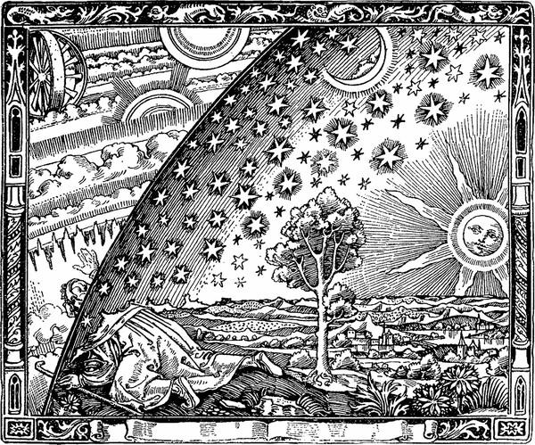 1111 Фламмарион на Краю Земли (600x499, 194Kb)