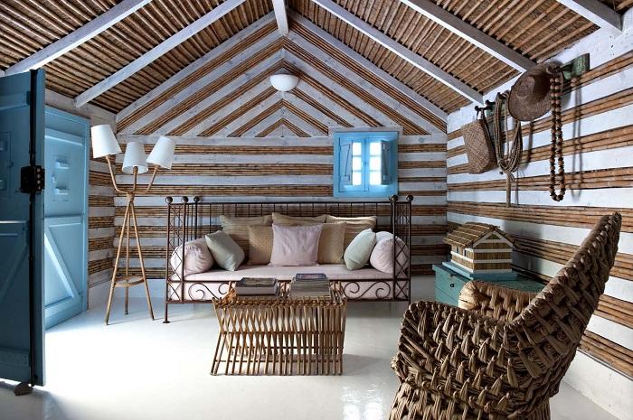 летний домик в деревенском стиле 4 (700x465, 471Kb)