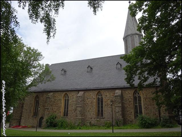 Зиген, церковь Санкт-Мартин