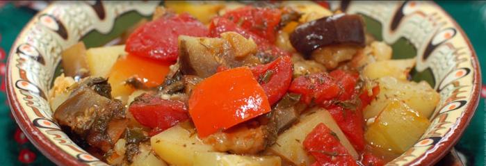 Гювеч — Овощи в горшочке (700x239, 331Kb)