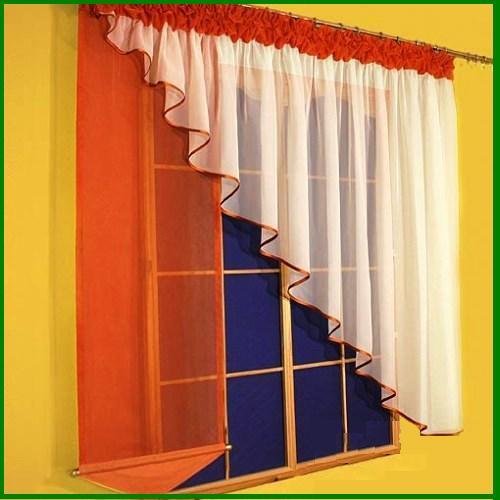 Как сшить шторы своими руками для кухни фото