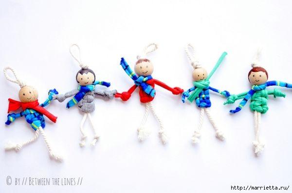 Куколки из веревки в технике макраме (1) (600x398, 73Kb)