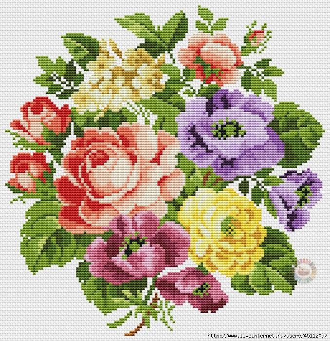 Flowerbouquet-993x1024 (678x700, 507Kb)