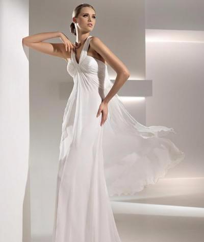 Свадебное платье в греческом стиле (8) (400x474, 63Kb)