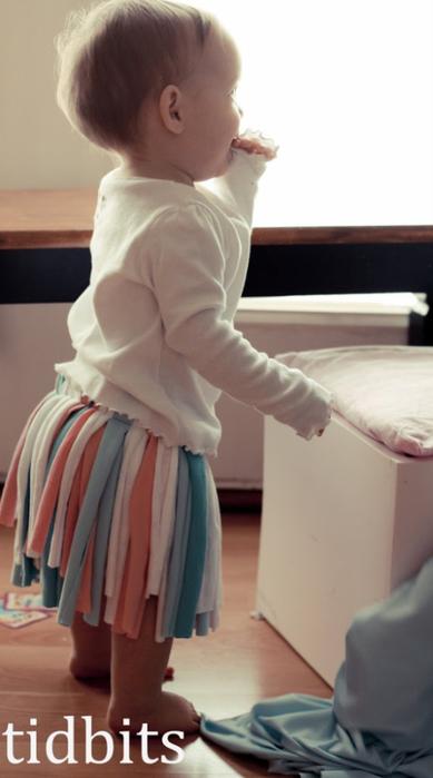ТУТУ юбочка из трикотажа для малышки (14) (389x700, 192Kb)