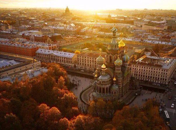 Санкт-Петербург с высоты птичьего полёта2 (604x449, 288Kb)