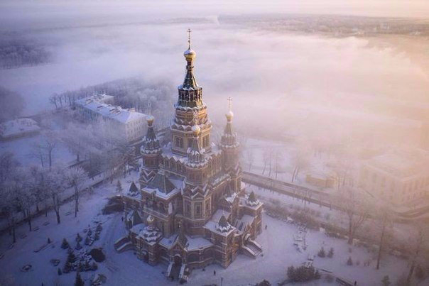 Санкт-Петербург с высоты птичьего полёта6 (604x403, 162Kb)