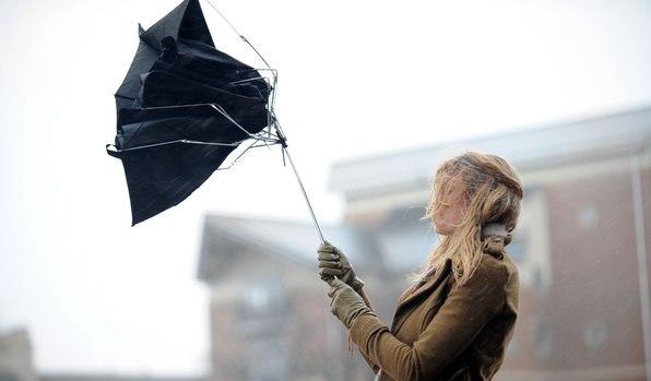 15 удивительных идей для использования старых зонтов