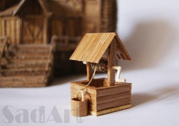 Как сделать своими руками домик для хомяка из дерева своими руками