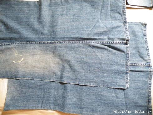 Сумка в спортивном стиле из старых джинсов (11) (490x367, 117Kb)